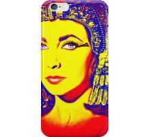 Elizabeth Taylor in Cleopatra iPhone Case/Skin