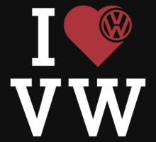 I love VW - 1 by TheGearbox