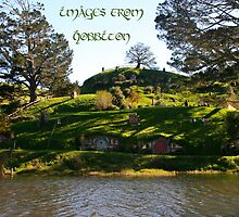 Images from Hobbiton by Nicola Barnard