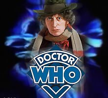 Doctor Who 50th Anniversary - Fourth Doctor by Oliver Kidsley