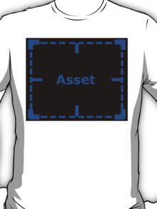 Asset for the Machine sticker alternative T-Shirt