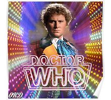 Doctor Who 50th Anniversary - Sixth Doctor Poster