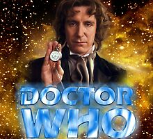 Doctor Who 50th Anniversary - Eighth Doctor by Oliver Kidsley