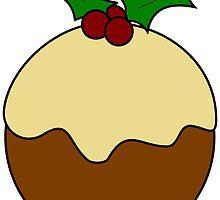 Christmas Cake by boogeyman