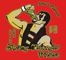 Shang Tsung's Pizza Kids Clothes