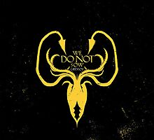 Game Of Thrones: House Greyjoy iPhone Case by Elkins