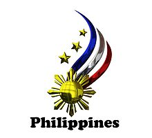 Philippine Logo for iPad by nhk999