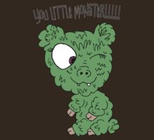 You Little Monster !!!!! by paradoxatplay
