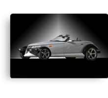 2000 Dodge Prowler Roadster Canvas Print