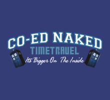 Naked Timetravel - Bigger by waltervinci