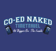 Naked Timetravel - Bigger by waltervinci