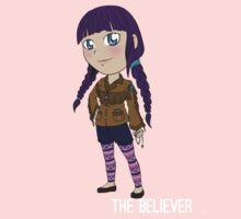 The Believer- White Kids Clothes