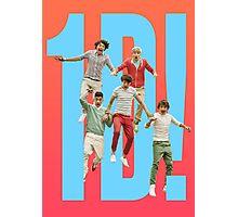 1D! Photographic Print