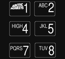 arctic monkeys phone 2 by websta