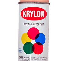 Old School Krylon by Kyle Willis