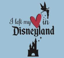 I left my Heart in Disneyland by hboyce12