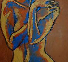 Graceful Lady - Female Nude by CarmenT