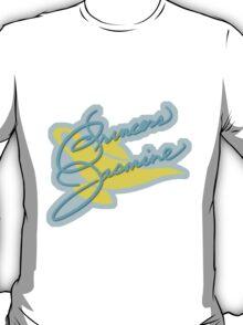 Jasmine Symbol & Signature T-Shirt