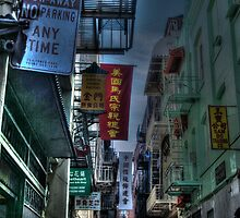 San Francisco Chinatown by RazanAlt