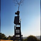 "Sculpture by the Sea 2013 - Byeong-Doo Moon ""Your Place 2013 #1"" by andreisky"