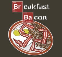 Breakfast Bacon by JaleebCaru