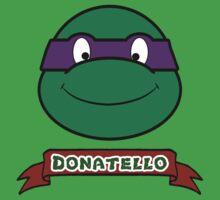 Donatello by Baldurmar