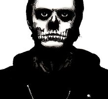 Tate Langdon by justin13art