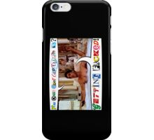 """You Know What Capitalism Is?"" Tony Montana, Scarface iPhone Case/Skin"