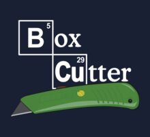 Box Cutter by JaleebCaru