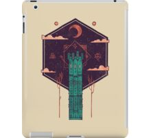 The Tower Azure iPad Case/Skin