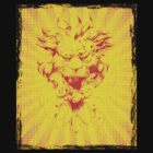 Lion Tee by fantasytripp