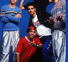 Backstreet Boys by Crystal Friedman