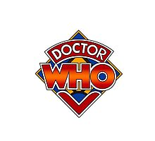 Doctor Who Logo by Crystal Friedman
