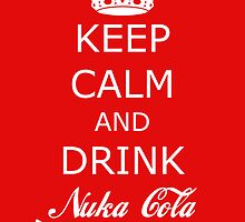 Drink Nuka Cola by Nargren