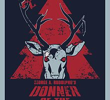 Donner of the Dead by Malc Foy
