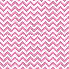 Pink Chic Chevron Pattern by superstarbing