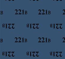 221B Baker Street by guzzi