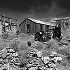 Old mineing town near Lone Pine, CA. by philw