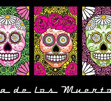 Sugar Skulls by Lisa Vollrath