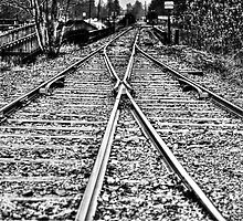 Tracks to Nowhere by Dana Horne
