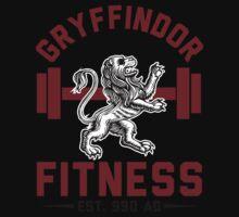 Gryffindor Fitness Tshirt Kids Clothes