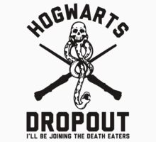 Hogwarts Dropout Sweatshirt by printproxy
