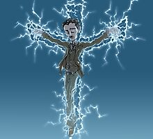 Nikola Tesla: The Electric Jesus by Darcy J. Watt