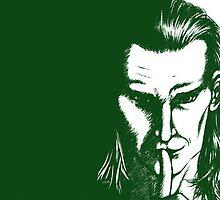 Loki by zehkiwi