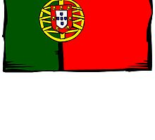 Portugal Flag by kwg2200