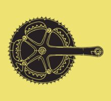 Bicycle Dreams. Crank Hard... (lite) by KraPOW