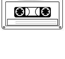 Cassette Tape by kwg2200