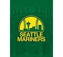 Seattle Sports Mashup Photographic Print