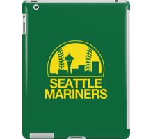 Seattle Sports Mashup iPad Case/Skin