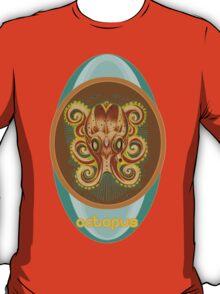 octopus shirt. T-Shirt